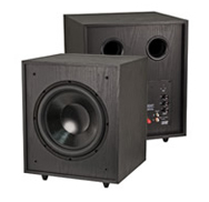 Freestanding Powered Subwoofer - P-1200 - Preference Audio Thumbnail